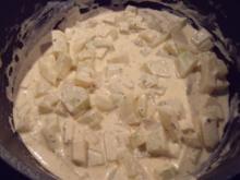 Kohlrabi mit Feta-Sauce - Rezept