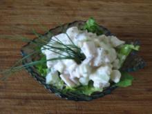 leichter Geflügelsalat - Rezept
