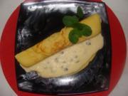 Nachtisch :- Pfannkuchen- Crepesteig- - Rezept