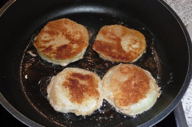 Grillen: Wurstspieße mit gebackenem Kohlrabi und Kräuterkartoffeln - Rezept - Bild Nr. 5