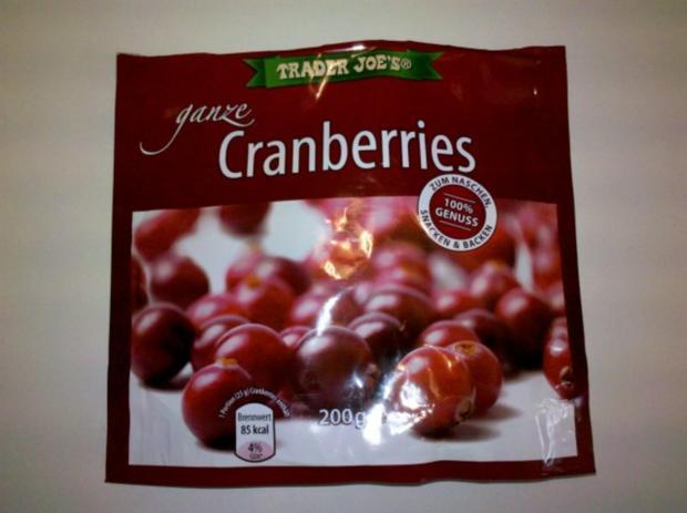 Kuchen: Cranberry-Kuchen! - Rezept - Bild Nr. 3