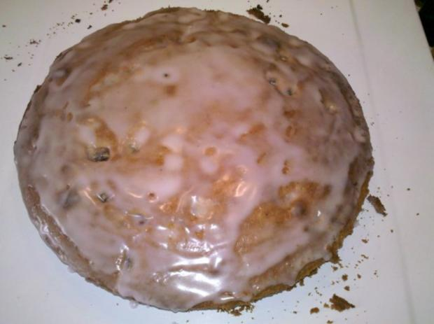Kuchen: Cranberry-Kuchen! - Rezept - Bild Nr. 7