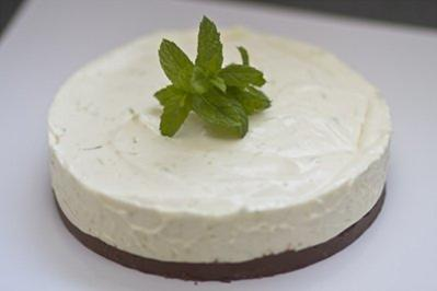 Lime Cheese Cake - Rezept