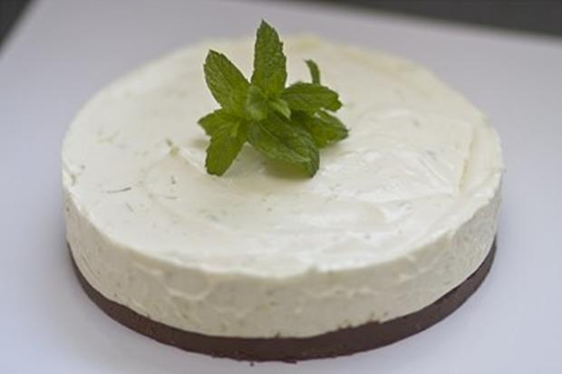 Lime Cheese Cake - Rezept