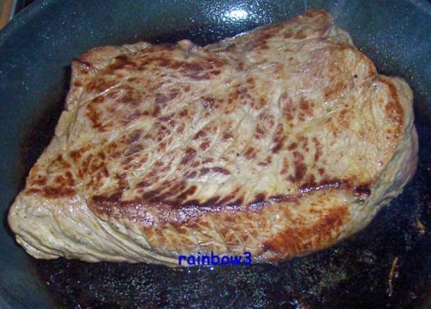 Kochen: Schmorbraten mit Möhrensauce - Rezept - Bild Nr. 4