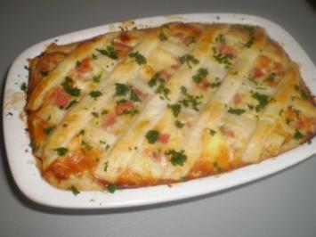 Spargel- Pastete - Rezept