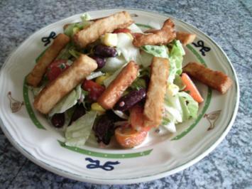 Rezept: Scharfer Salat