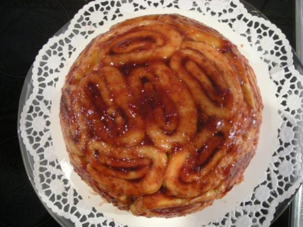 Torten: Erdbeer-Charlotte - Rezept - Bild Nr. 17