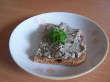 Pikanter Linsenaufstrich - Rezept