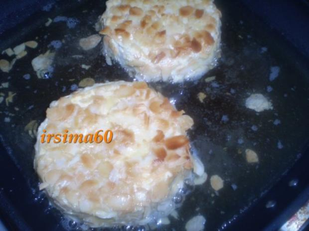 Camembert mit Mandelkruste - Rezept - Bild Nr. 4