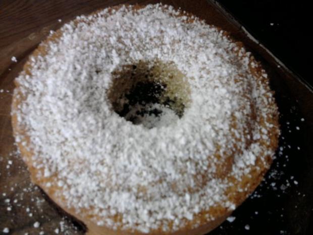Mini-Marmorkuchen - Rezept