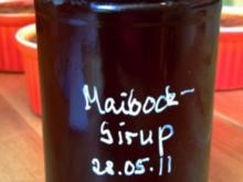 Maibock-Sirup - Rezept