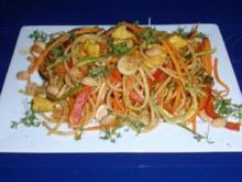 Asiatischer Frühlingssalat - Rezept