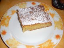 Saftiger Apfelkuchen - Rezept