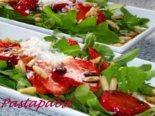 Erdbeer-Rucola-Salat - Rezept
