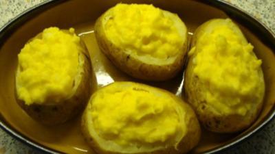 Gefüllte Kartoffeln - Rezept