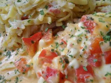 Kasseler in spicy Paprika-Sauce ... aus dem Ofen - Rezept