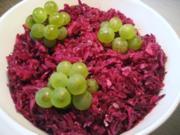Roter Krautsalat... - Rezept