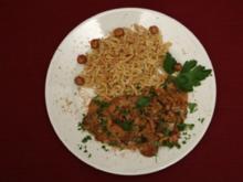 Filetspitzen aus der Pfanne mit Haselnussspätzle - Rezept