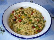 Mittelmeersalat - Rezept
