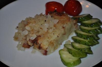Geriebener Kartoffelkuchen - Rezept - Bild Nr. 2