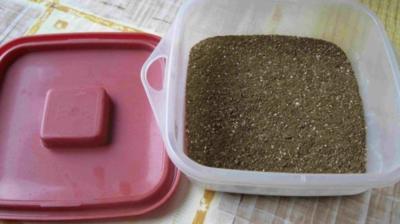 Würze für Gemüse und Salat - Rezept