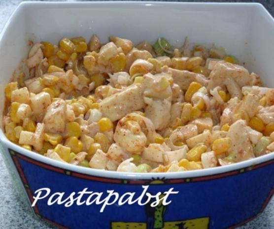 Mais-Lauch-Salat - Rezept - Bild Nr. 2