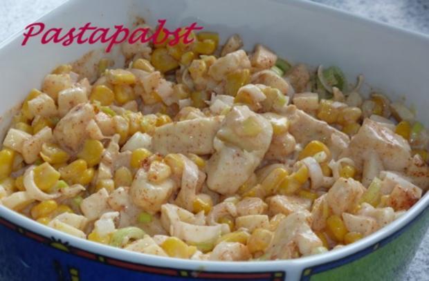 Mais-Lauch-Salat - Rezept - Bild Nr. 3