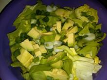 Avocado-Salat - Rezept