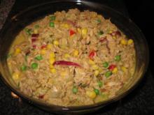 Reis-Thunfisch-Salat - Rezept