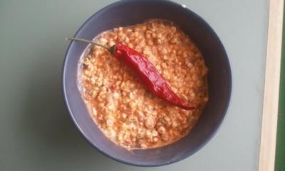 Rezept: Nightcookers Lieblings-Spicy-Brotaufstrich
