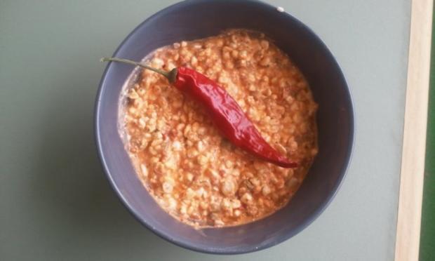 Nightcookers Lieblings-Spicy-Brotaufstrich - Rezept
