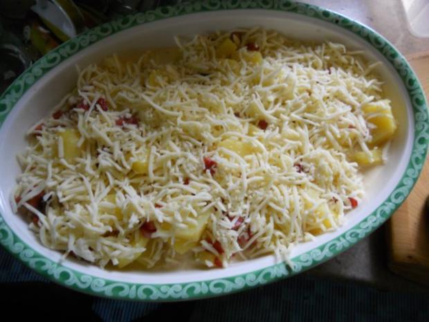 Feiner Kartoffelauflauf a la Mela! - Rezept - Bild Nr. 7