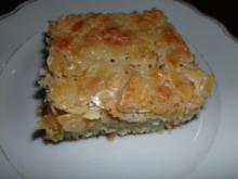 Mandel-Butterkuchen - Rezept