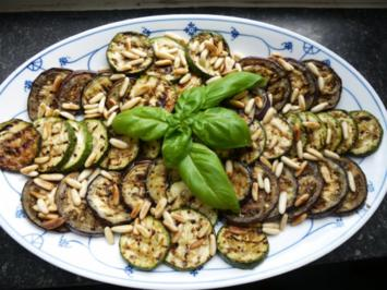 Antipasti- Gemüse mit würzigem Dressing - Rezept