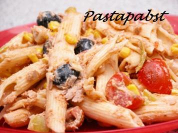 Thunfisch-Pasta-Salat - Rezept