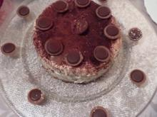 Toffifee-Torte - Rezept