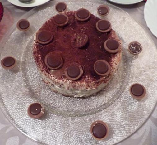 Toffifee Torte Rezept Mit Bild Kochbar De