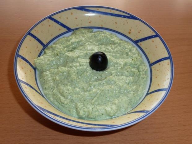 Kalte Knoblauch-Kraüter Sauce - Rezept