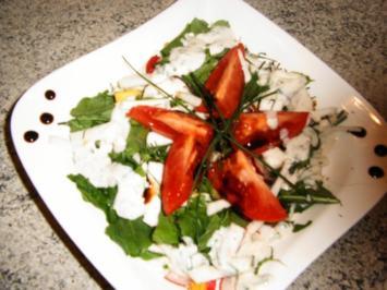 Frühlingssalat - Rezept