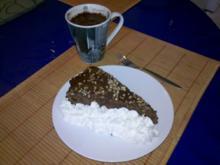Kuchen: Nutella-Kuchen - Rezept