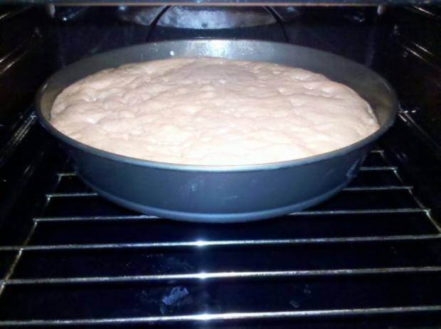 Kuchen: Nutella-Kuchen - Rezept - Bild Nr. 3