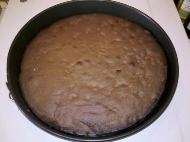 Kuchen: Nutella-Kuchen - Rezept - Bild Nr. 5