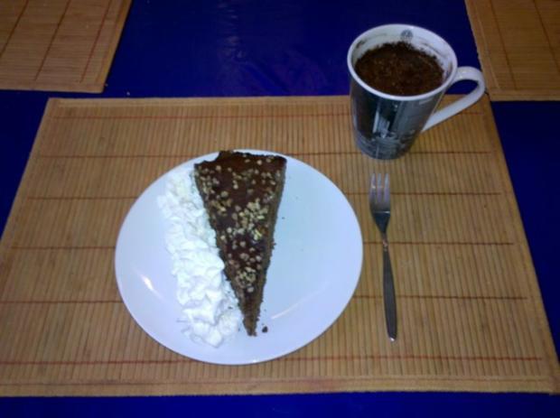 Kuchen: Nutella-Kuchen - Rezept - Bild Nr. 7