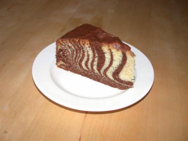 Zebrakuchen - Rezept - Bild Nr. 2