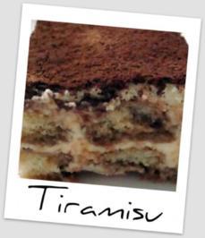 Tiramisu (ohne Alkohol) - Rezept