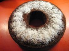 Rotwein Kuchen - Rezept