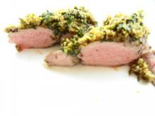 Lammlendchen mit Kräuterkruste - Rezept