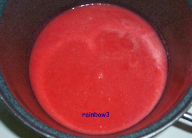 Sirup: Erdbeer - Rezept - Bild Nr. 2