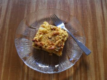 Cornflakes - Kuchen - Rezept